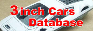 3 inch Cars Database